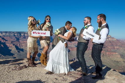 Grand Canyon Wedding Photography Shoshone Point 15